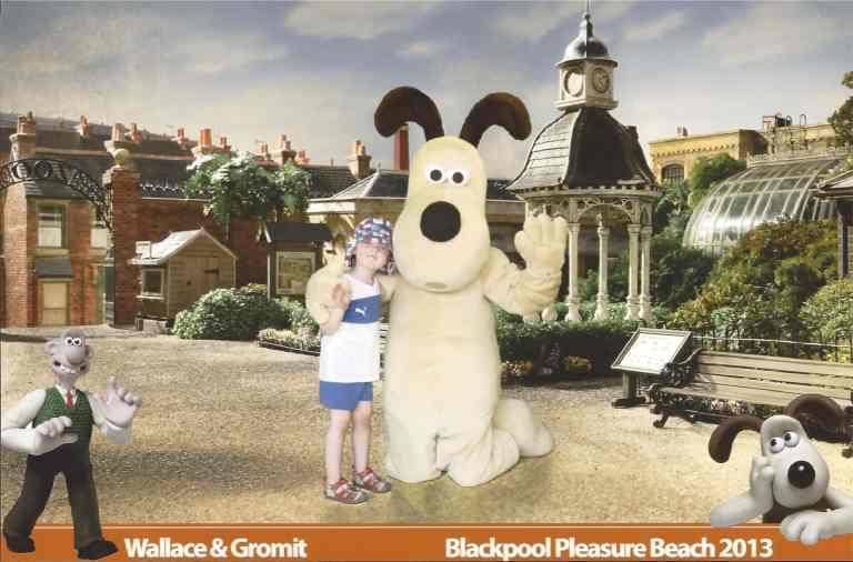 Kasper Wallace Gromit