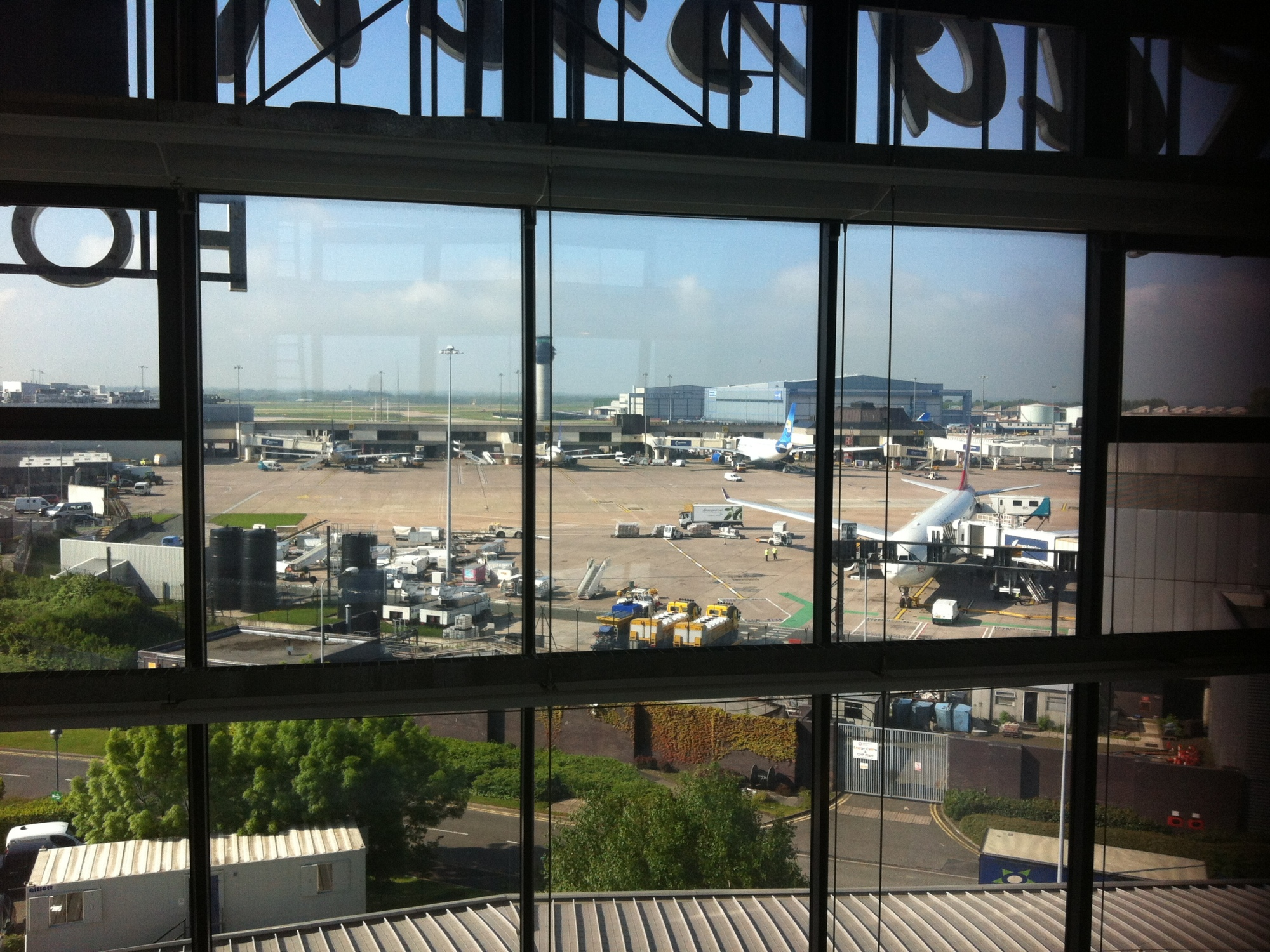 Radisson blu manchester airport review